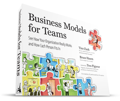 Tim Clark: Business Models For Teams book