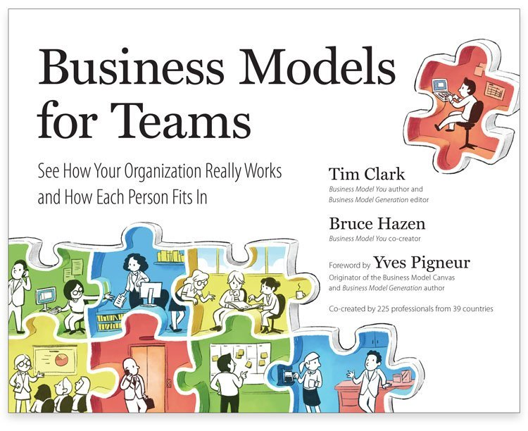 Tim Clark's Business Models for Teams