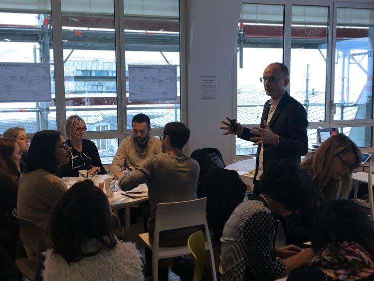 workshop at linkedin