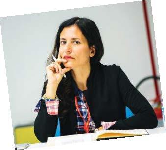 Isabella Panizza - Head of Global Digital Communications di Enel