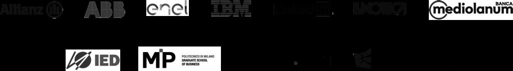 IBM LinkedIn Enel ABB Allianz Luxottica