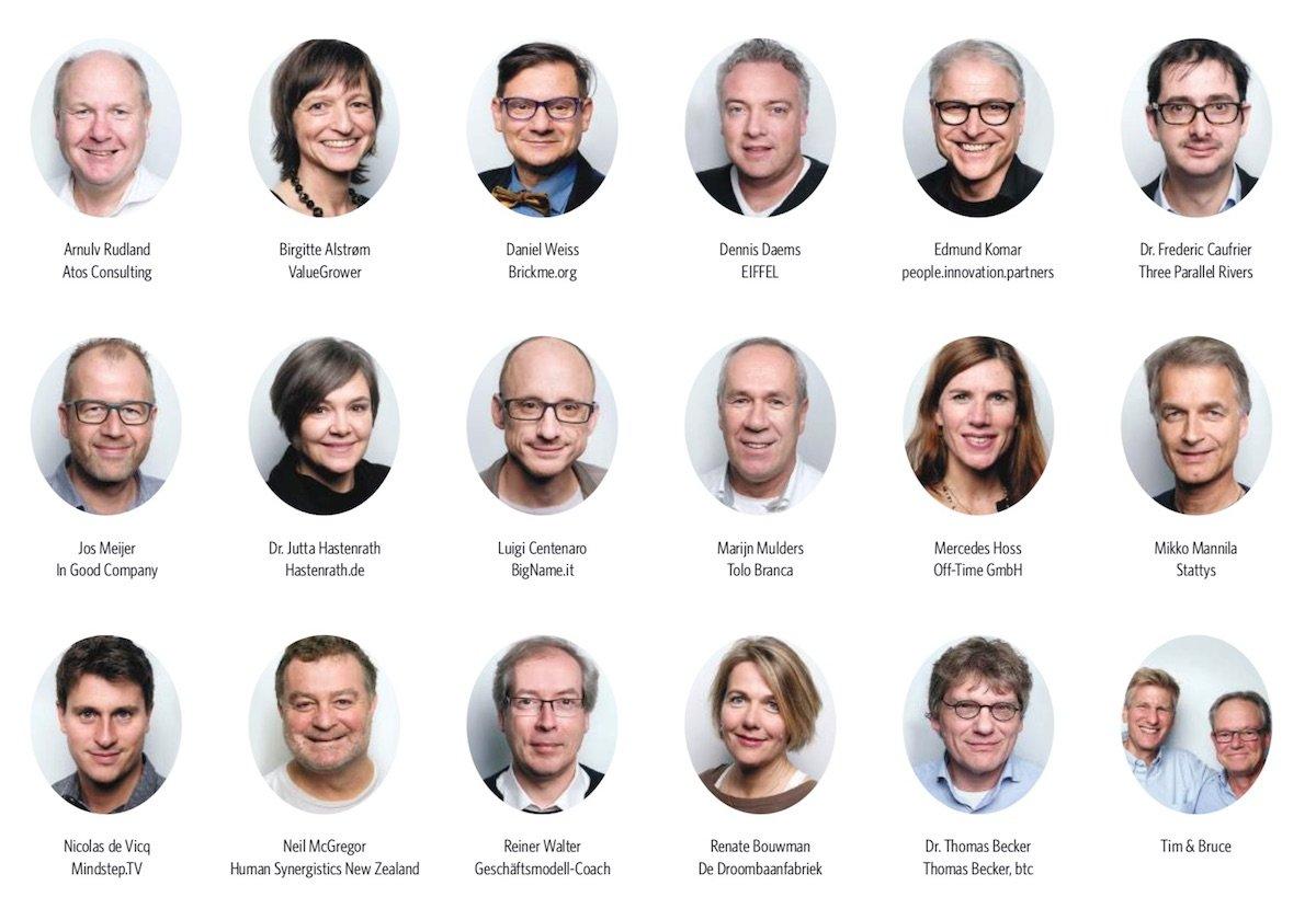 Co-Creatori workshop ad Amsterdam