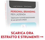 Personal branding per l'azienda - Scarica ora estratto e strumenti